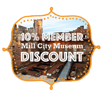 BP Promotions Mill City Membership Discount